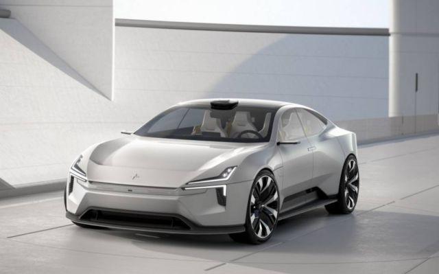 Polestar Precept EV concept (4)