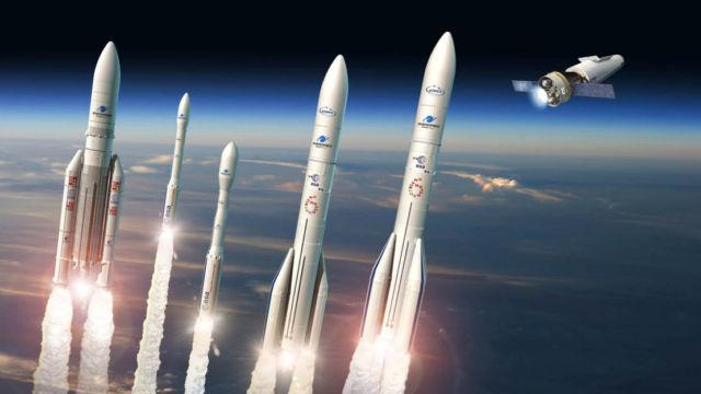 ESA Europe's rockets
