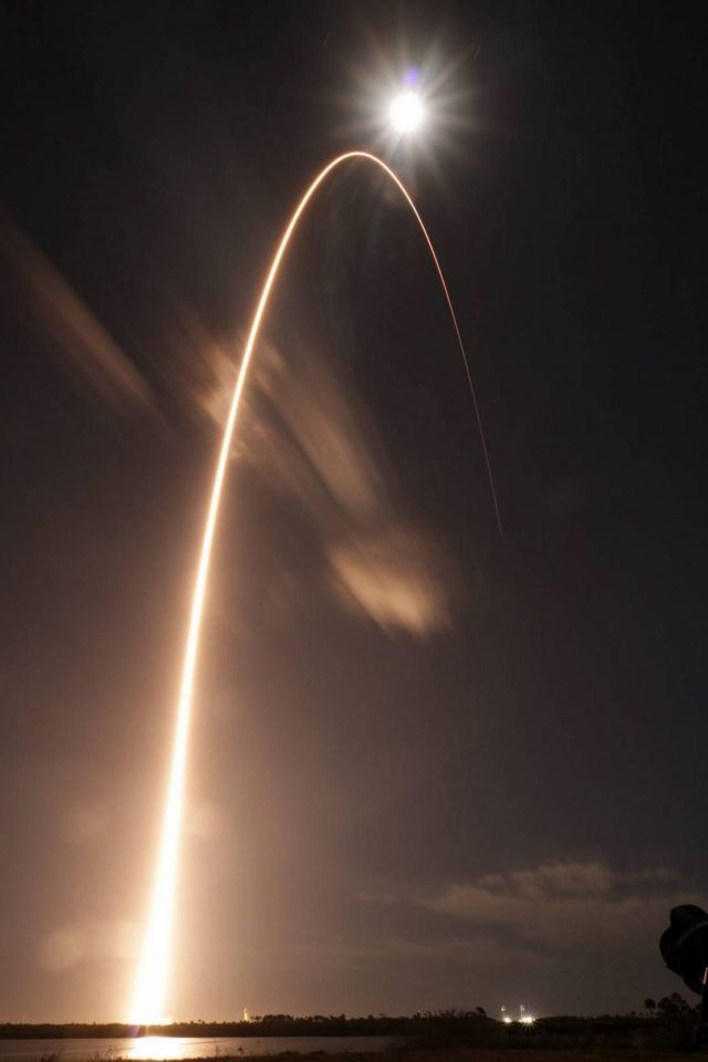 Solar Orbiter sets sail for the Sun