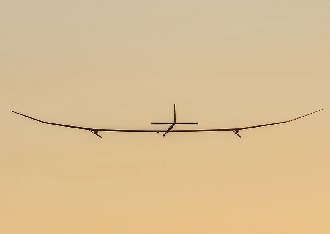 Solar Powered unmanned aircraft (3)