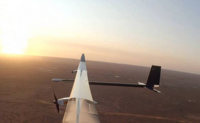 Solar Powered unmanned aircraft (1)
