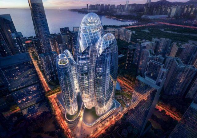 Zaha Hadid Architects' OPPO Shenzhen Towers (6)