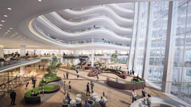 Zaha Hadid Architects' OPPO Shenzhen Towers (4)