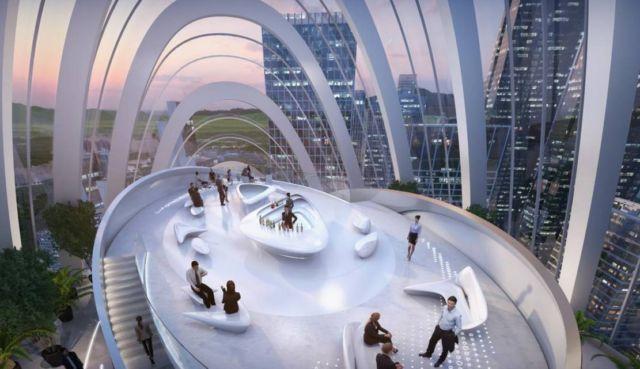 Zaha Hadid Architects' OPPO Shenzhen Towers (3)