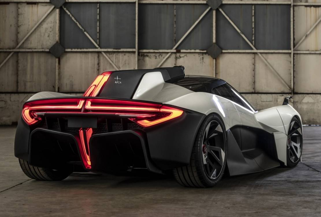 APEX AP-0 Super Sports EV