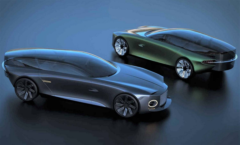 Bentley Centanne concept (9)