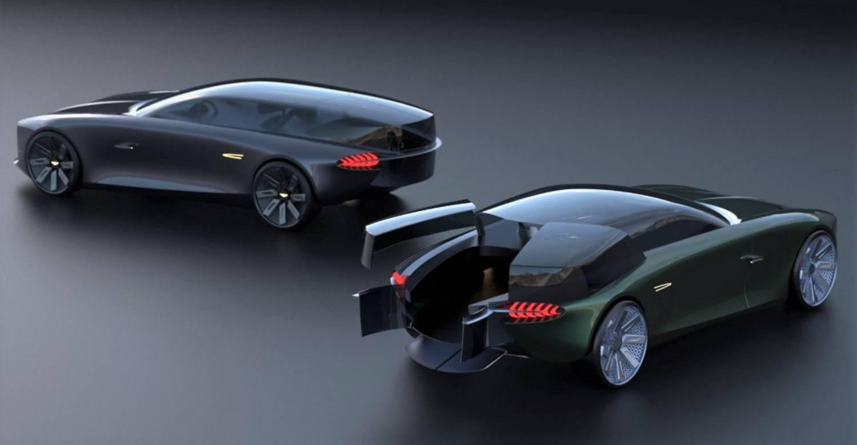 Bentley Centanne concept (8)