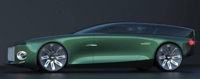 Bentley Centanne concept (3)