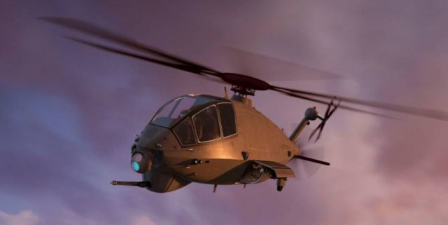 Boeing Future Attack Reconnaissance Helicopter