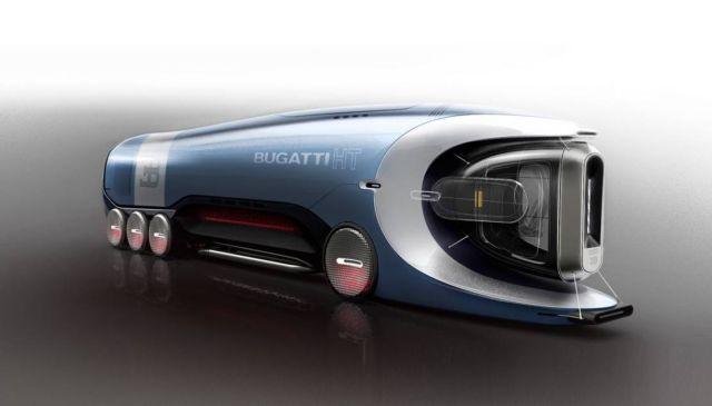 Bugatti Hyper Truck concept