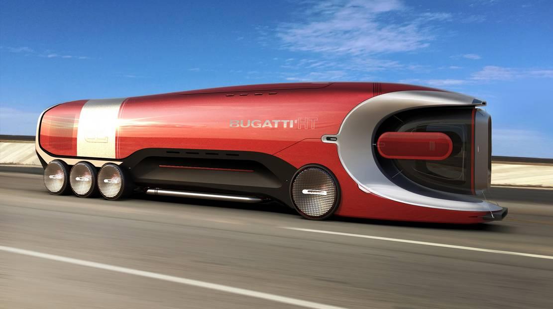 Bugatti Hyper Truck concept (1)