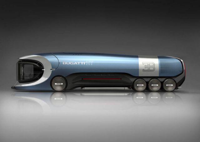 Bugatti Hyper Truck concept (9)