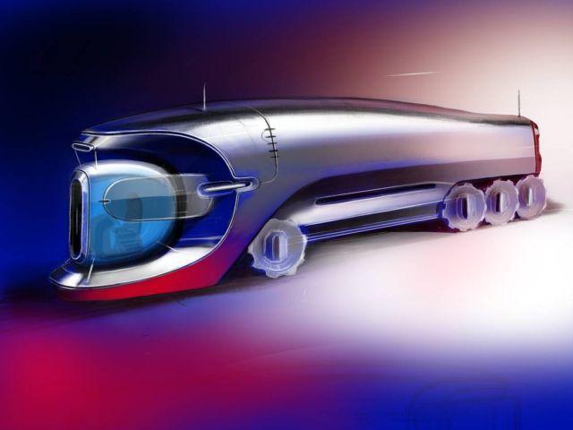 Bugatti Hyper Truck concept (8)
