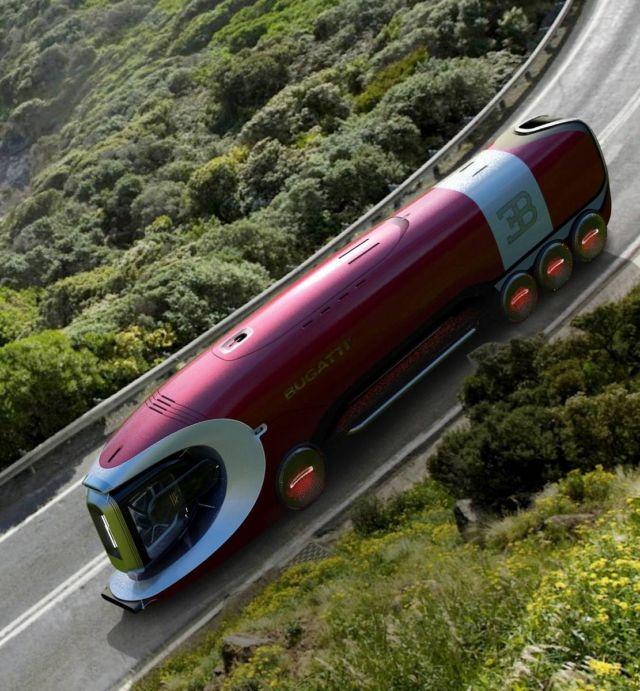 Bugatti Hyper Truck concept (7)