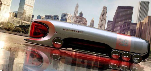 Bugatti Hyper Truck concept (5)