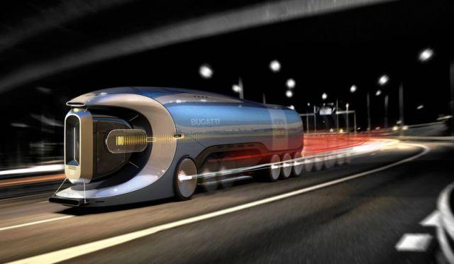 Bugatti Hyper Truck concept (4)