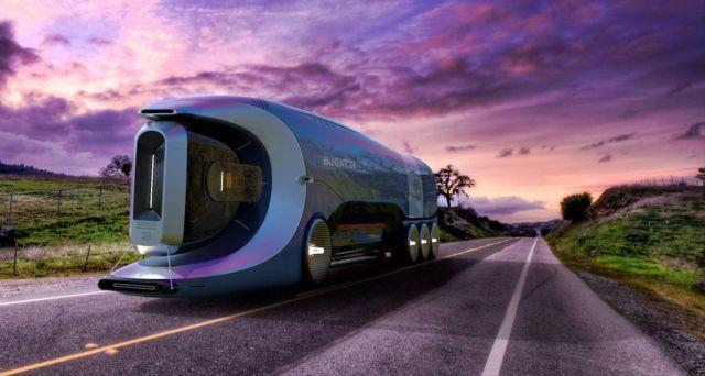 Bugatti Hyper Truck concept (2)