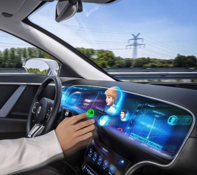 Continental brings 3D Display in your Car