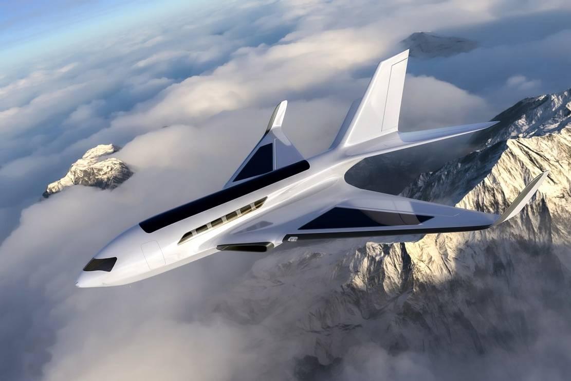Electric plane concept by Michal Bonikowski (6)