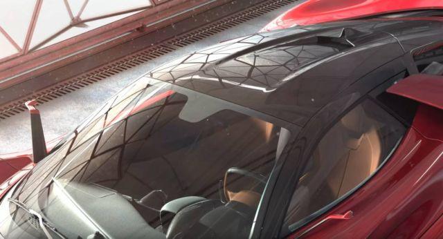 Ferrari Stallone concept supercar (2)
