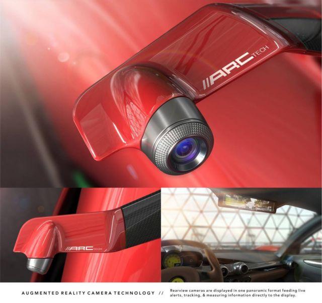 Ferrari Stallone concept supercar (7)