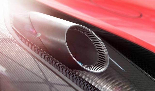 Ferrari Stallone concept supercar (6)