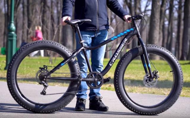 How to make Invisible Bike Wheels