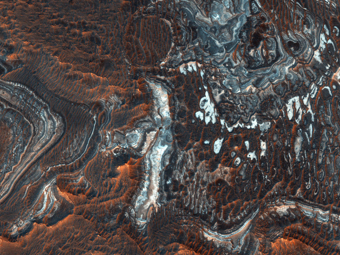 Inverted Channels and Layers on Mars