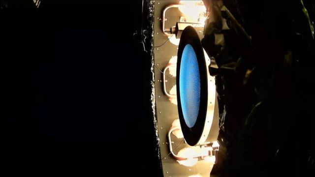 Powerful Thruster is Prepared for Mission to Asteroid