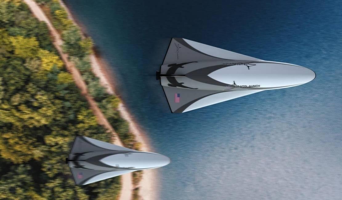 Stratolaunch Talon-A Hypersonic vehicle (5)