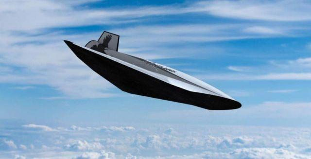 Stratolaunch Talon-A Hypersonic vehicle (4)