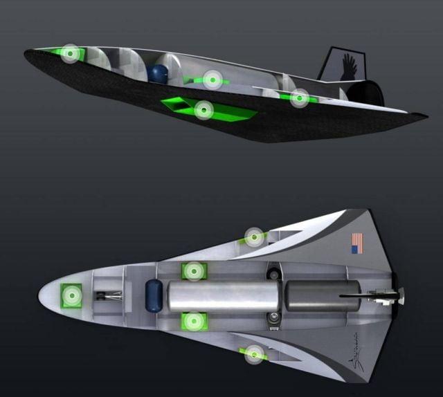 Stratolaunch Talon-A Hypersonic vehicle (3)