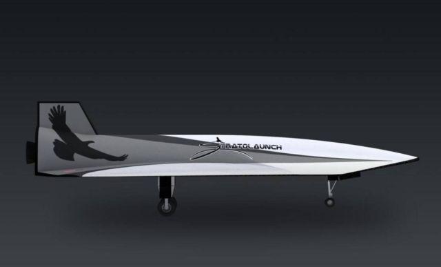 Stratolaunch Talon-A Hypersonic vehicle (2)