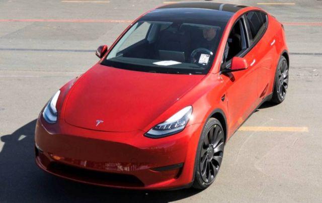 Tesla has built 1,000,000 Cars