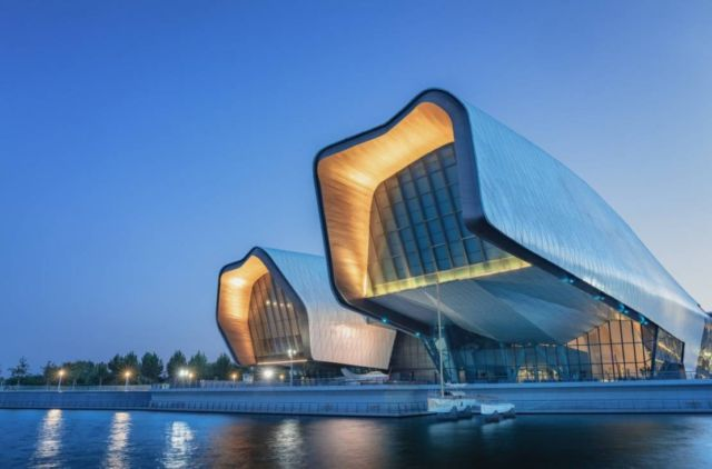 The National Maritime Museum of China