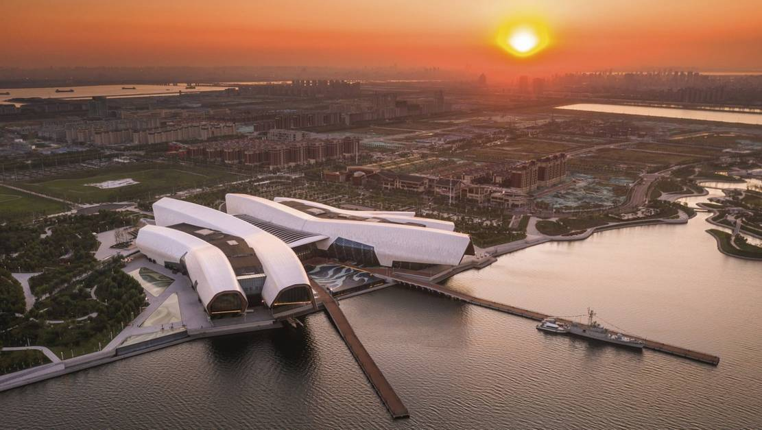 The National Maritime Museum of China (1)
