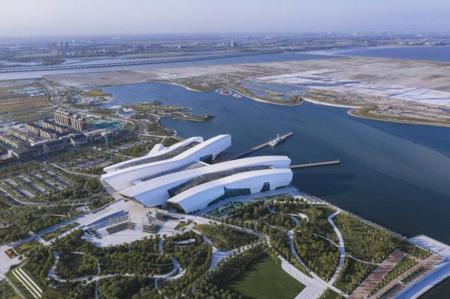 The National Maritime Museum of China (8)