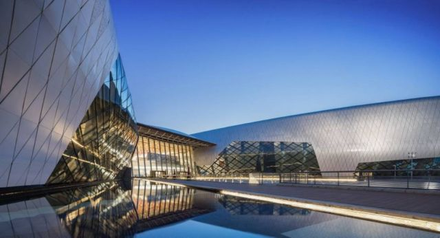 The National Maritime Museum of China (5)