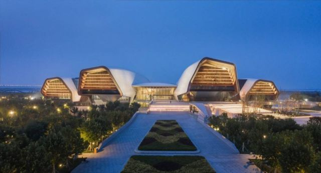 The National Maritime Museum of China (3)