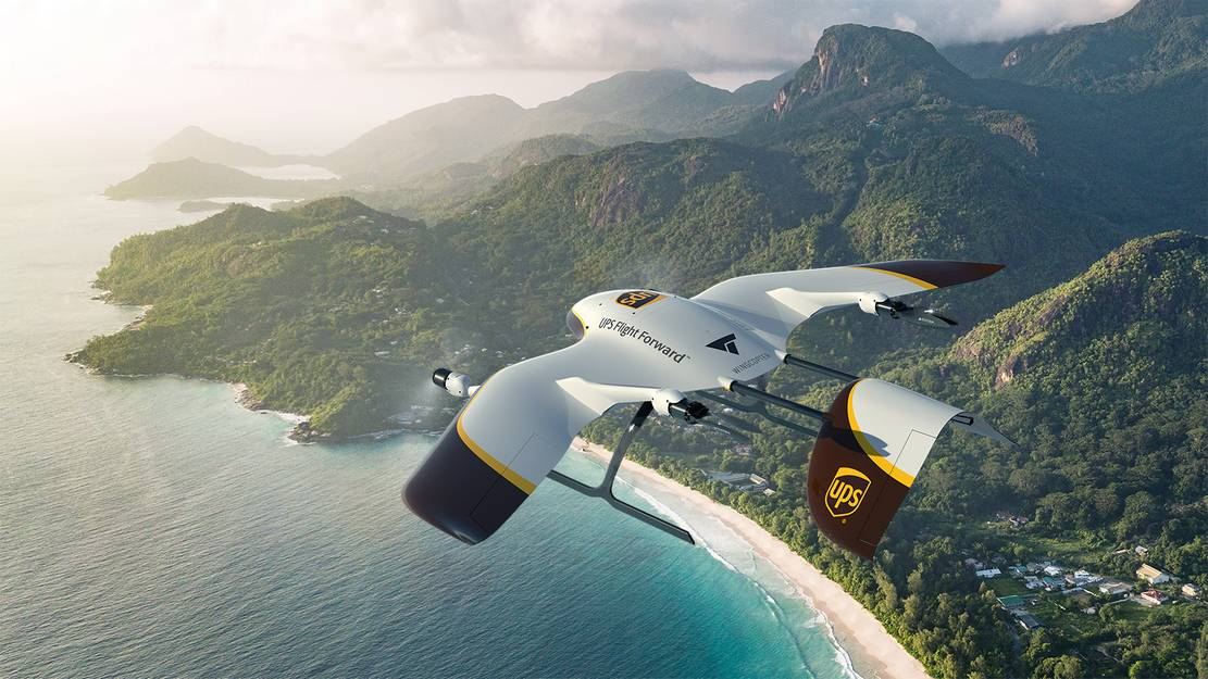 UPS new Delivery Drone (3)
