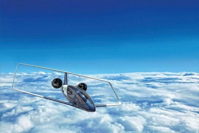 eSAT Silent Air Taxi