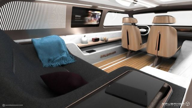 Brubaker Box minivan concept (3)