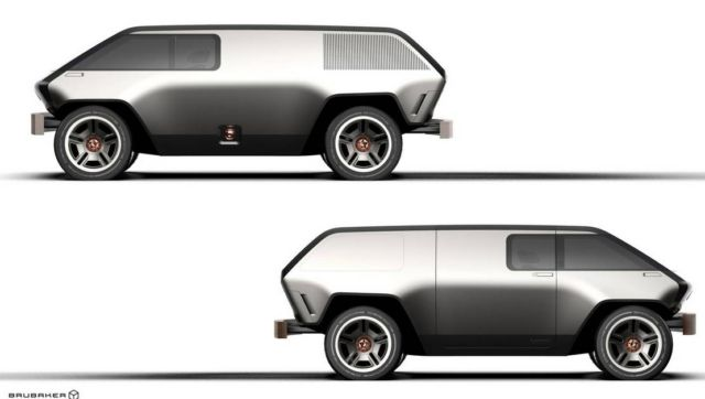 Brubaker Box minivan concept (2)