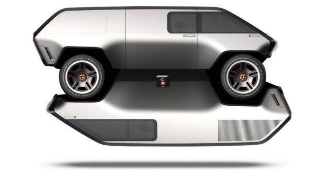 Brubaker Box minivan concept (9)