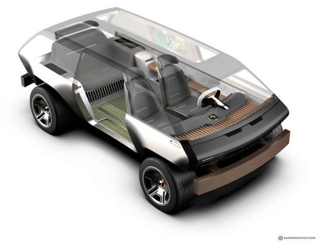 Brubaker Box minivan concept (8)