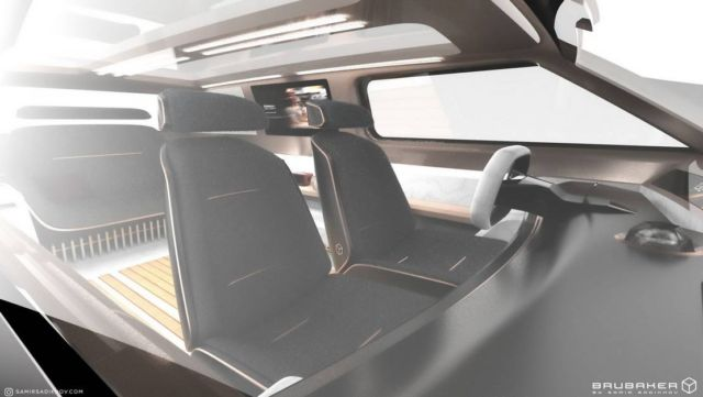 Brubaker Box minivan concept (4)