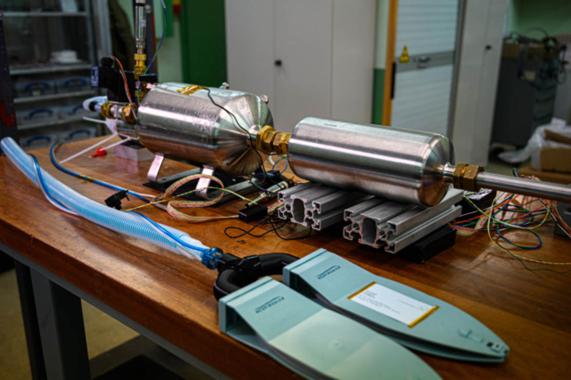 CERN Scientists created a COVID-19 Ventilator that runs on Batteries