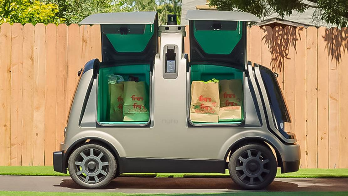California approves Nuro's Self-Driving Delivery Vehicles