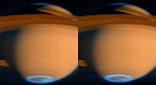 Saturn's Atmospheric mystery