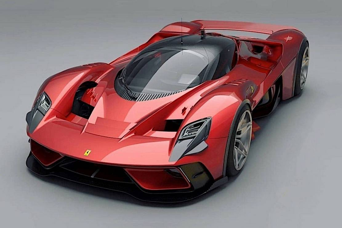 Ferrari F399 Hypercar concept (12)